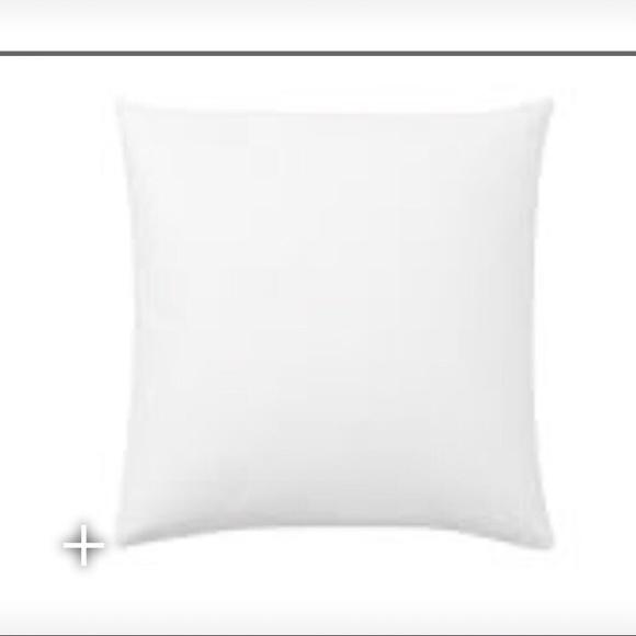 Pottery Barn Pillow Inserts Interesting Pottery Barn Other 60 Pillow Inserts 600x600 Poshmark